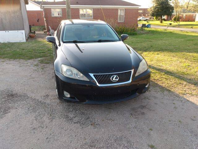 2009 Lexus IS 250 for sale at AFFORDABLE DISCOUNT AUTO in Humboldt TN