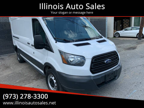 2015 Ford Transit Cargo for sale at Illinois Auto Sales in Paterson NJ