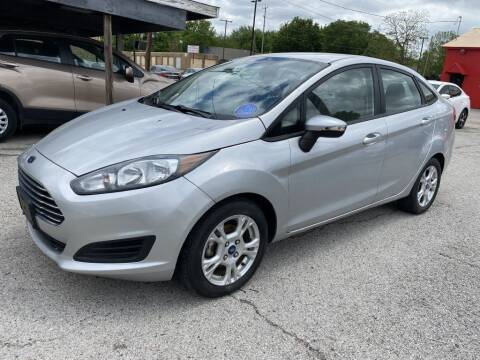 2014 Ford Fiesta for sale at Pary's Auto Sales in Garland TX