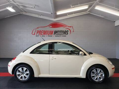2008 Volkswagen New Beetle for sale at Premium Motors in Villa Park IL