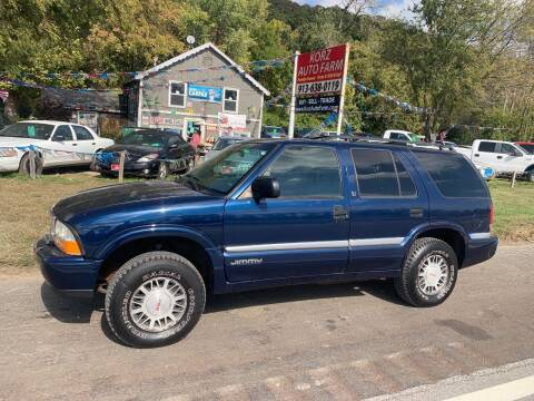 2000 GMC Jimmy for sale at Korz Auto Farm in Kansas City KS