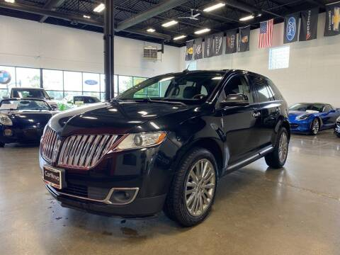 2013 Lincoln MKX for sale at CarNova in Sterling Heights MI