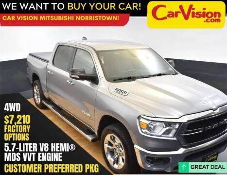 2019 RAM Ram Pickup 1500 for sale at Car Vision Mitsubishi Norristown in Norristown PA