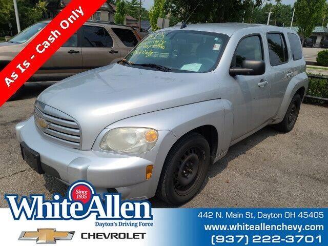 2010 Chevrolet HHR for sale at WHITE-ALLEN CHEVROLET in Dayton OH