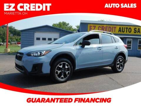 2020 Subaru Crosstrek for sale at Pioneer Family preowned autos in Williamstown WV