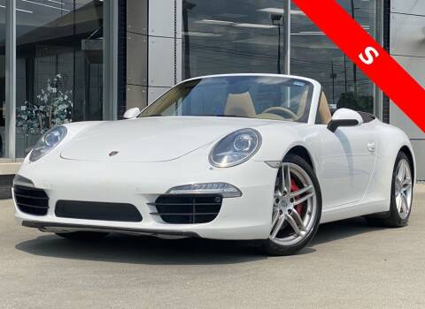 2012 Porsche 911 for sale at Carmel Motors in Indianapolis IN