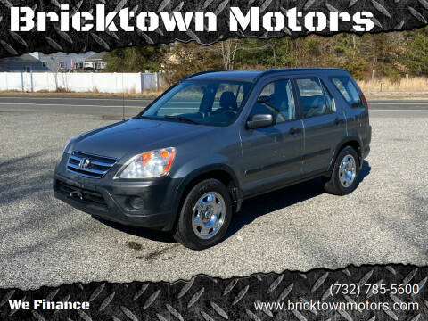 2006 Honda CR-V for sale at Bricktown Motors in Brick NJ