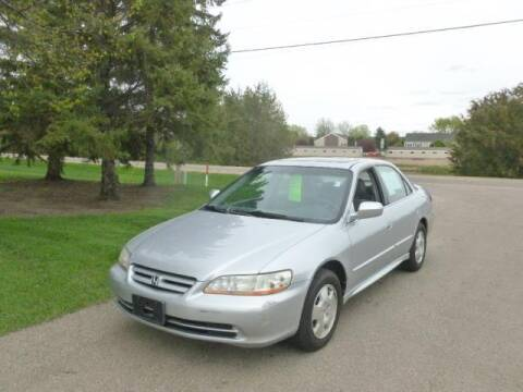 2002 Honda Accord for sale at HUDSON AUTO MART LLC in Hudson WI