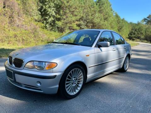 2003 BMW 3 Series for sale at Carrera AutoHaus Inc in Clayton NC