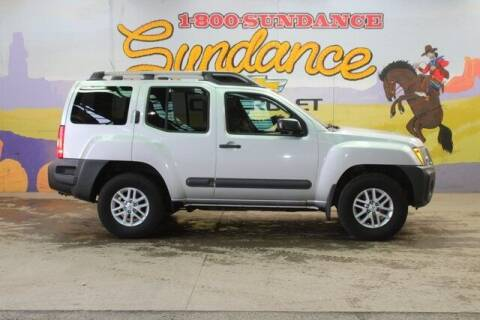 2014 Nissan Xterra for sale at Sundance Chevrolet in Grand Ledge MI