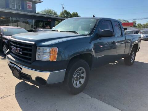 2009 GMC Sierra 1500 for sale at Wise Investments Auto Sales in Sellersburg IN