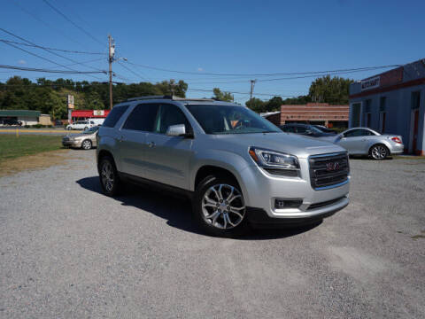 2014 GMC Acadia for sale at Auto Mart in Kannapolis NC