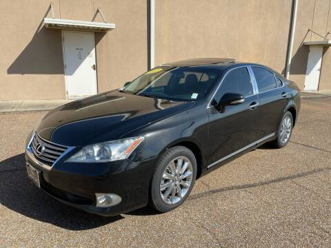 2012 Lexus ES 350 for sale at The Auto Toy Store in Robinsonville MS