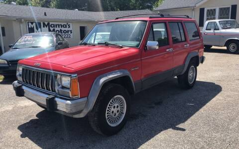 1996 Jeep Cherokee for sale at Mama's Motors in Greer SC