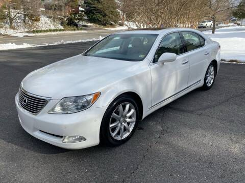 2008 Lexus LS 460 for sale at Car World Inc in Arlington VA