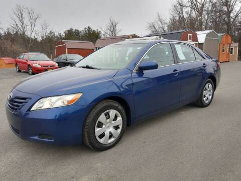 2009 Toyota Camry for sale at GREENPORT AUTO in Hudson NY