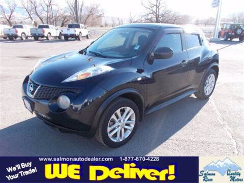 2011 Nissan JUKE for sale at QUALITY MOTORS in Salmon ID