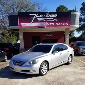 2007 Lexus LS 460 for sale at Fletcher Auto Sales in Augusta GA