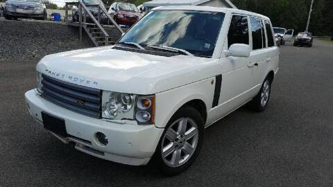 2004 Land Rover Range Rover for sale at Automotive Toy Store LLC in Mount Carmel PA