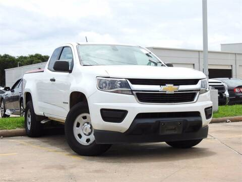 2016 Chevrolet Colorado for sale at Joe Myers Toyota PreOwned in Houston TX