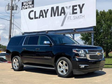 2018 Chevrolet Suburban for sale at Clay Maxey Fort Smith in Fort Smith AR