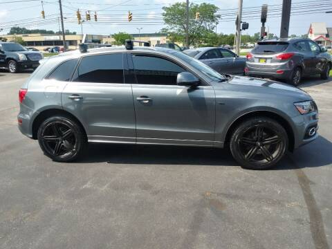 2012 Audi Q5 for sale at ENZO AUTO in Parma OH