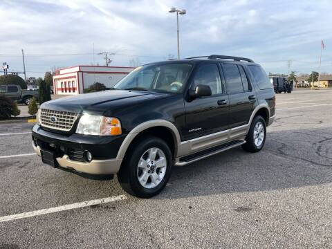 2005 Ford Explorer for sale at Mega Autosports in Chesapeake VA