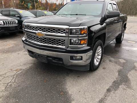 2014 Chevrolet Silverado 1500 for sale at TOLLAND CITGO AUTO SALES in Tolland CT