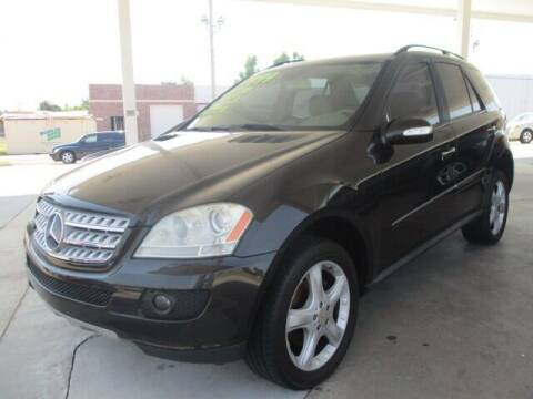2008 Mercedes-Benz M-Class for sale at Car One in Warr Acres OK