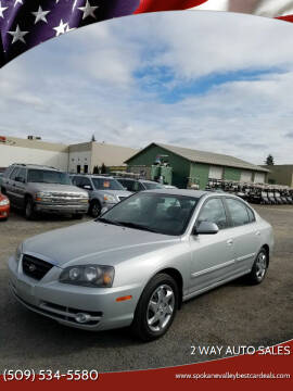 2006 Hyundai Elantra for sale at 2 Way Auto Sales in Spokane Valley WA