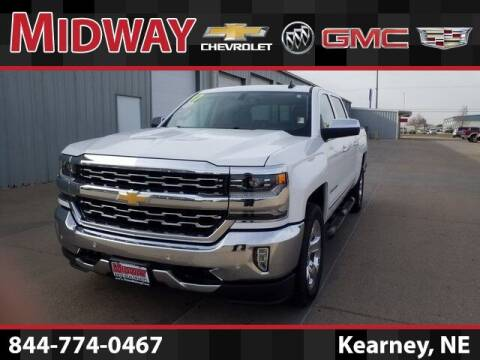 2017 Chevrolet Silverado 1500 for sale at Heath Phillips in Kearney NE