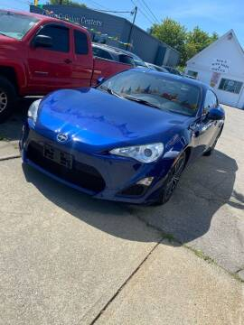 2013 Scion FR-S for sale at Bob Luongo's Auto Sales in Fall River MA
