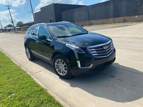 2017 Cadillac XT5 for sale at M-97 Auto Dealer in Roseville MI