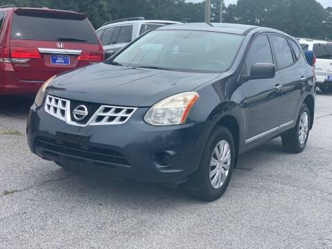 2013 Nissan Rogue for sale at Luxury Cars of Atlanta in Snellville GA