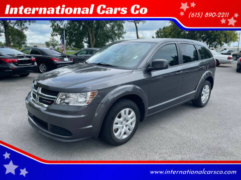 2014 Dodge Journey for sale at International Cars Co in Murfreesboro TN