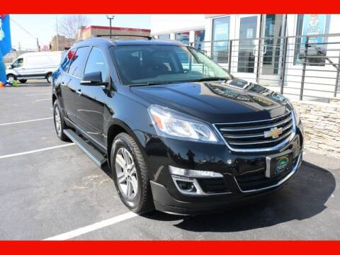 2017 Chevrolet Traverse for sale at AUTO POINT USED CARS in Rosedale MD
