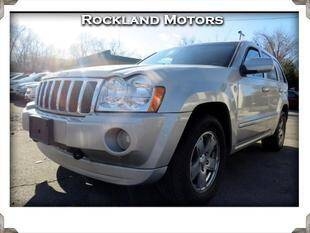2007 Jeep Grand Cherokee for sale at Rockland Automall - Rockland Motors in West Nyack NY