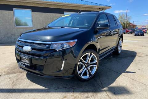 2012 Ford Edge for sale at Auto House of Bloomington in Bloomington IL