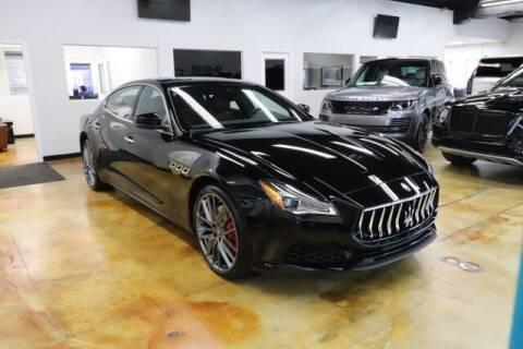 2018 Maserati Quattroporte for sale at RPT SALES & LEASING in Orlando FL