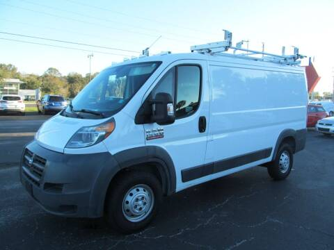 2014 RAM ProMaster Cargo for sale at Blue Book Cars in Sanford FL