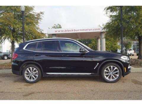 2019 BMW X3 for sale at BLACKBURN MOTOR CO in Vicksburg MS