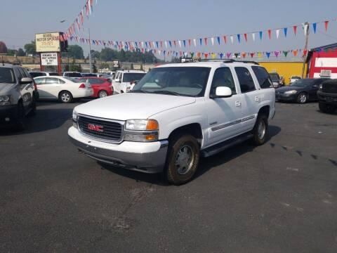 2001 GMC Yukon for sale at Boise Motor Sports in Boise ID