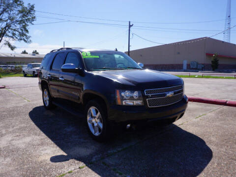 2008 Chevrolet Tahoe for sale at BLUE RIBBON MOTORS in Baton Rouge LA