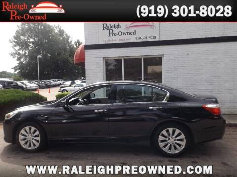 2014 Honda Accord for sale at Raleigh Pre-Owned in Raleigh NC