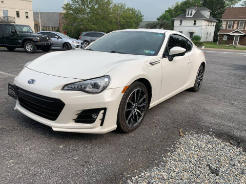 2017 Subaru BRZ for sale at 1NCE DRIVEN in Easton PA