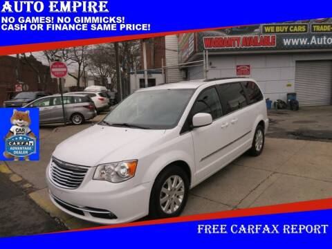 2016 Chrysler Town and Country for sale at Auto Empire in Brooklyn NY