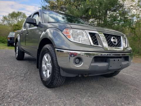 2009 Nissan Frontier for sale at Jacob's Auto Sales Inc in West Bridgewater MA