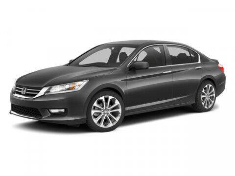 2014 Honda Accord for sale at BEAMAN TOYOTA GMC BUICK in Nashville TN