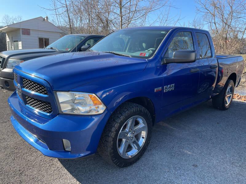 2014 RAM Ram Pickup 1500 for sale at Turner's Inc - Main Avenue Lot in Weston WV