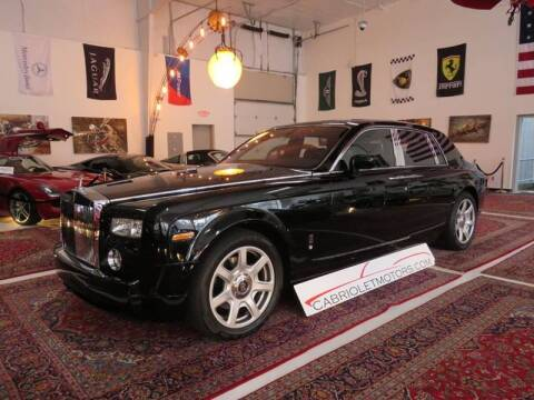 2009 Rolls-Royce Phantom for sale at Cabriolet Motors in Morrisville NC